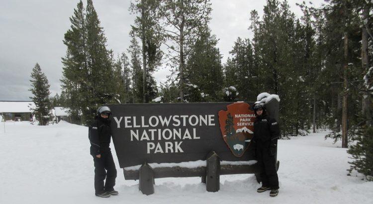 Parque Nacional De Yellowstone: Uma Aventura Congelante